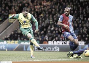 Hooper da los tres puntos al Norwich