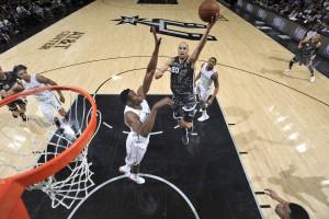 Los Spurs sueñan con play offs