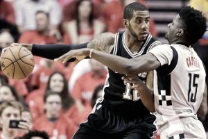 Sin Kawhi, los Spurs destrozan a los Rockets