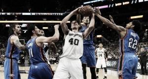 NBA Playoffs 2016: Oklahoma City Thunder - San Antonio Spurs game 1 preview