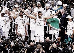 San Antonio Spurs 2014: no serían tan viejos si ganaron otro Anillo