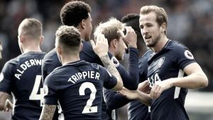Premier League - L'uragano Kane rade a suolo Huddersfield (0-4)