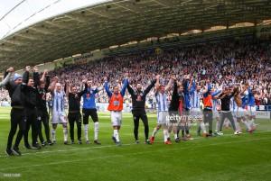 Huddersfield Town release retained squad list following 2017/18 season