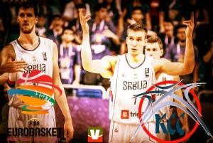 EuroBasket 2017 - Alla scoperta della Serbia: Bogdanovic lo spauracchio, i lunghi fanno paura