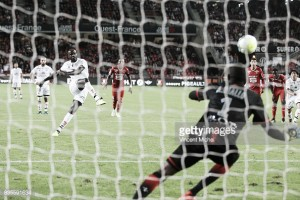 Rennes 2-2 Dijon: Late penalty earns visitors a point