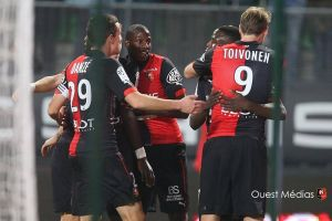 Stade Rennais 2-0 AS Monaco: Streak continues for Philippe Montanier's High Flying Rennes