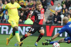 Nantes 1-1 Stade Rennais: Britanny Derby Ends Level