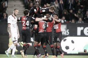 Stade Rennais 2-1 OGC Nice: Konradsen to the rescue for Rennes