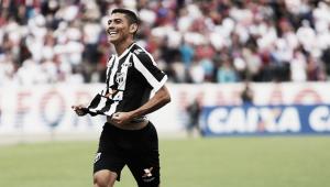 Decisivo, atacante Juninho Quixadá comemora boa fase no Ceará
