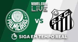 Palmeiras vence o Santos pelo Campeonato Paulista 2018 (2-1)