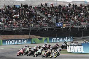 Carrera de Moto3 del GP de Japón 2014 en vivo y directo online