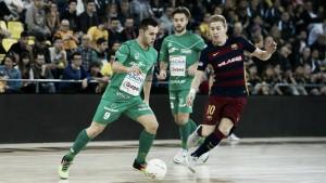 Novedades en la convocatoria española de fútbol sala