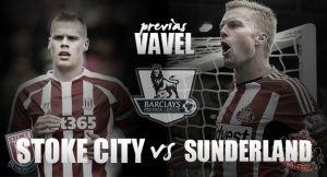 Stoke City - Sunderland: tranquilidad vs inestabilidad
