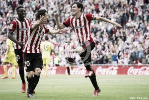 Homenaje y goles en San Mamés