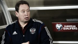 Seleccionador de Rusia: Leonid Slutsky, un entrenador de la vieja escuela