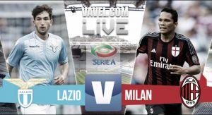 Score Lazio - AC Milan in Serie A 2015 (1-3)