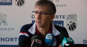 """Moncho Fernández: """"Será un partido diferente al del año pasado"""""""