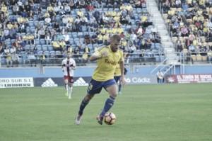 """Alfredo Ortuño: """"No creo que yo sea el jugador determinante del Cádiz"""""""