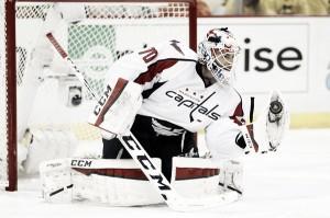 Washington Capitals goalie Braden Holtby wins Vezina Trophy