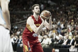 Pau Gasol estará en el Eurobasket de Francia