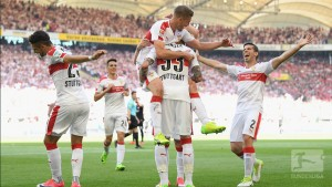 VfB Stuttgart 4-1 Würzburger Kickers: Swabians crowned champions, Würzburg return to 3. Liga