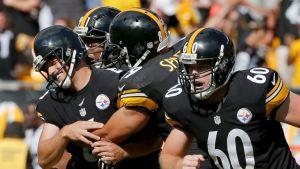 Los Steelers se llevan la victoria con un field goal final
