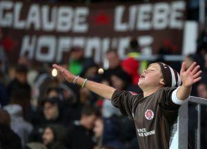 St. Pauli grab their first win of the season against Sandhausen