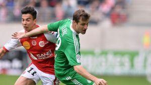 El Saint Etienne se mete en puestos de Champions