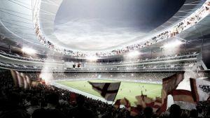 """Roma, progetto stadio. Pallotta entusiasta: """"procede benissimo"""""""