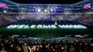 Juventus- Buon compleanno Allianz Stadium