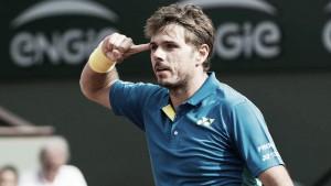 Wawrinka vira sobre Murray e é o primeiro finalista de Roland Garros