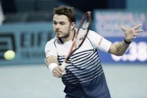 Wawrinka dice adiós a Marsella en Cuartos de Final