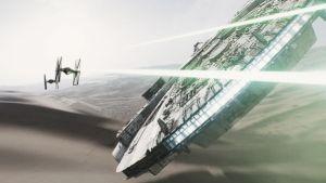 El tráiler de 'Star Wars Episodio VII' arrasa en Youtube con 40 millones de visitas en 3 días