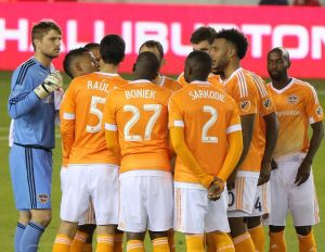 Colorado Rapids Visit Half-Strength Houston Dynamo