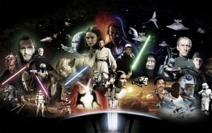 La saga 'Star Wars', disponible por primera vez en digital HD