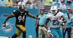 Los Steelers vuelven a perder un partido clave