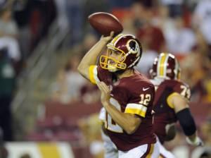 Se cierra la semana con victoria de Washington ante los Steelers