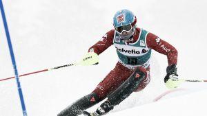 Sci Alpino, slalom speciale Adelboden: la prima volta di Gross