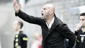 """Frosinone, Stellone ci crede: """"Salvi con 12 vittorie e otto pari"""""""