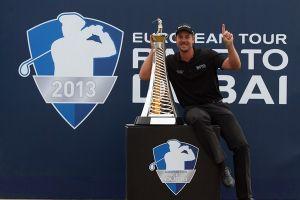 Henrik Stenson pone el broche de oro a una gran temporada