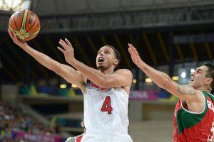 Basket, Mondiali 2014, ottavi di finale : Usa passeggia sul Messico