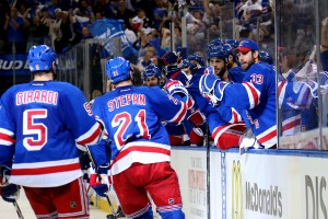 Derek Stepan's Two Goals Leads New York Rangers To Victory Over Dallas Stars