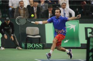 Stepanek da la Copa Davis a la República Checa