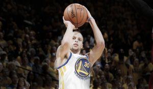 """Curry incontentabile: """"Mvp piccolo traguardo, punto al titolo"""""""