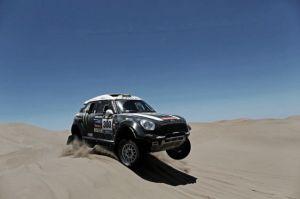Dakar 2014: reacciones de los pilotos de coches y camiones tras la novena etapa