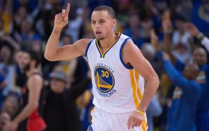 Stephen Curry Named 2015 NBA Most Valuable Player