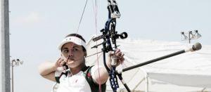 Stephanie Salinas quiere una medalla más en Antalya