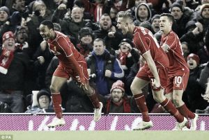 """Sterling on Chelsea goal: """"It was a lucky finish"""""""