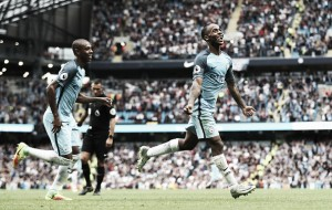 Sterling not looking to prove a point despite super start to the season