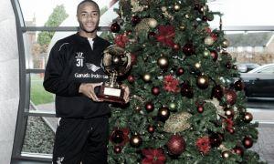 Liverpool's Raheem Sterling crowned European Golden Boy